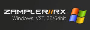 Zampler//RX 2.0 (Windows, VST, 32/64bit)