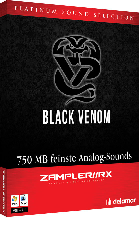Black Venom Soundbank