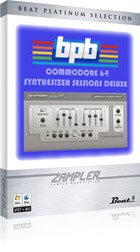BPB Presents Commodore 64 Synthesizer Sessions DELUXE